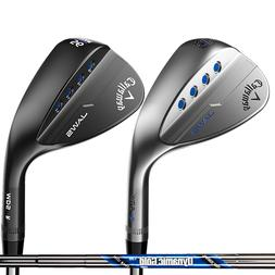 Callaway Mack Daddy 5 MD5 Jaws Milled Wedge - Pick Tour Grey