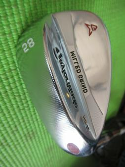 New Taylormade milled grind 58 L lob wedge