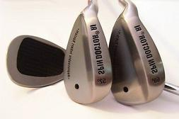 Spin Doctor RI 52/56/60 Degree Pitching/Sand/Lob Golf Wedge